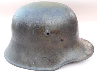 Германская каска М16 (рогач, штальхельм, Stahlhelm), Первая мировая