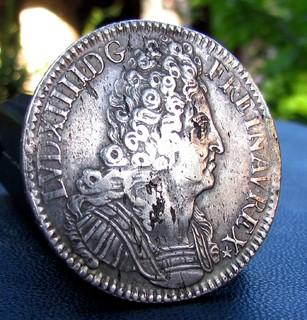 Єкю 1711 р. Людовик 14