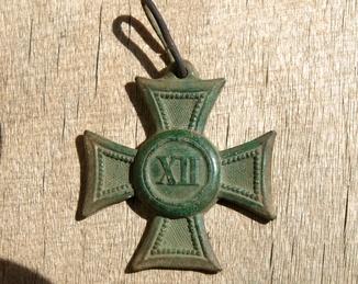 Крест ХІІ Лет Выслуги, Австро-Венгрия
