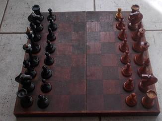 Шахматы, 1-й сорт, 1953 г.