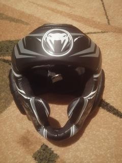 Комплект Venum для тайского бокса, щитки, перчатки, шлем