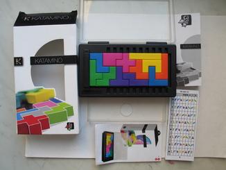 """Игра-головоломка"""" Катамино компакт"""" (Katamino Pocket) Gigamic - Франция"""