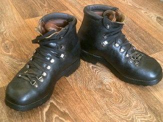 GRD BS Minerva - ботинки кожаные разм.43