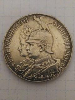 5 Марок 1901 года