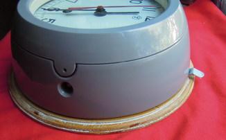 Часы корабельные (Каютные) в идеальном состоянии из СССР