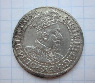 Орт Гданский 1621г.