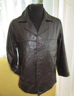 Кожаная мужская куртка World of Fashion (ECHTES LEDER). Лот 547