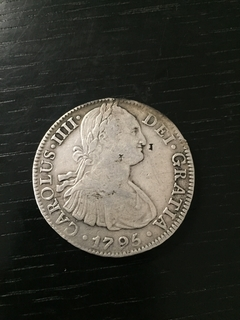 8 реалов 1795