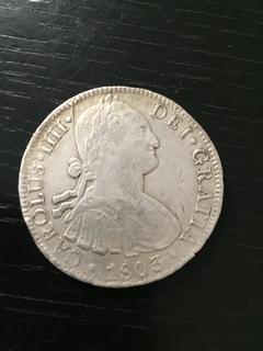 8 реалов 1803
