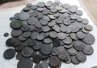 Монеты царской России (170 шт)