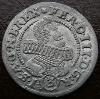 3 крейцера 1638