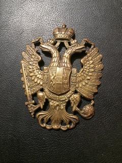 Кокарда на Шако Австро-Венгрия