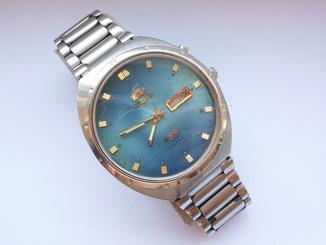 Часы Orient Crystal В большом корпусе.