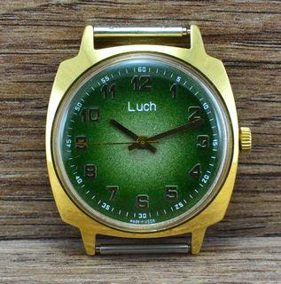 Часы СССР Луч Au10-