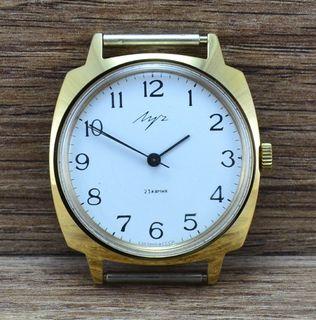 Часы СССР Луч Au