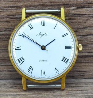 Часы СССР Луч Au20