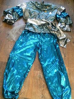 Костюм карнавальный морской принц