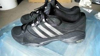 Кроссовки чёрные Adidas Adiprene - р.EUR40. Обувь из Европы - оригинал