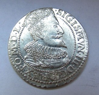 Шостак 1596 р. Мальборк Unc