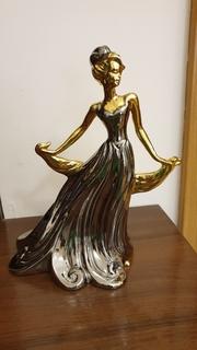 Золотая дама