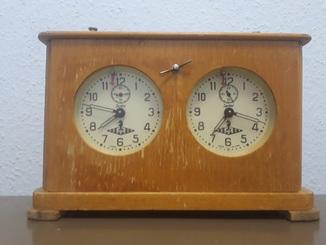 Часы Шахматные 1954 года