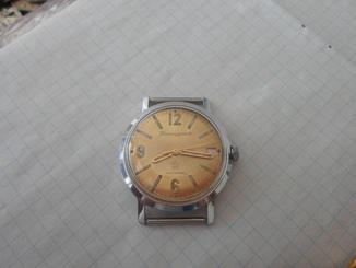 1378..часы камандирские юбилейные на ходу