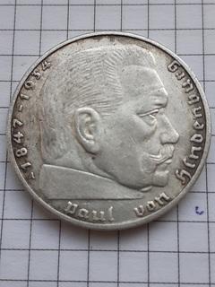 2 марки 1938 год.