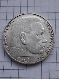 2 марки 1939 год.