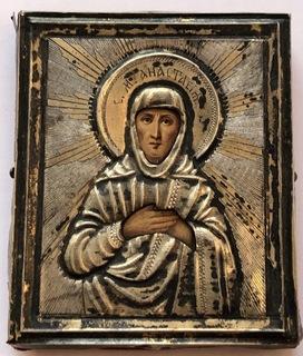 Святая Анастасия, 84, 65 на 55мм