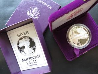 Один доллар 1990 год США пруф