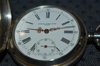 Часы карманные Georges Favre-Jacot Locle