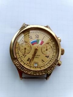 Хронограф Полет (Москва-Рим) 1992год