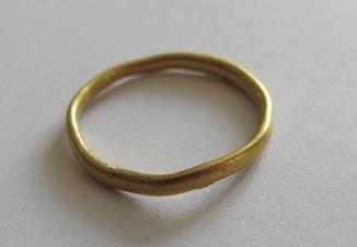 Золотое колечко, 2,2грамма