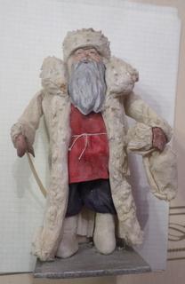Старый дед Мороз 19 см.