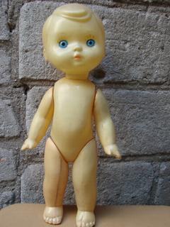 Кукла  мальчик  СССР клеймо Котовский завод