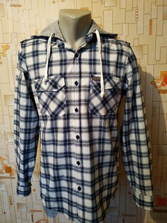 Рубашка. Капюшонка CEDARWOOD p-p S