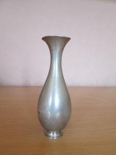 Оловянная вазочка германия начало 20 века.