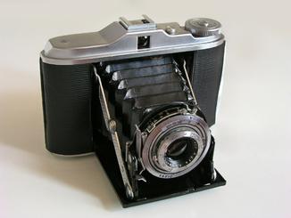 Jsolette-V,Agfa AG,1950 год,Германия.