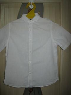 Рубашка Next р. 128 см.
