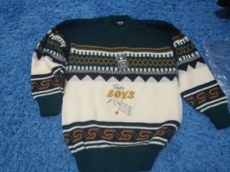 Легендарно Культовый свитер BOYS
