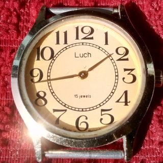 Часы Луч - 094 механика 15 камней