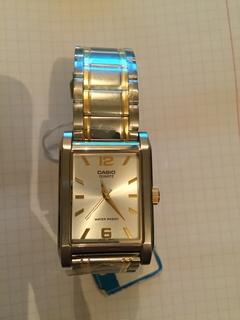 Лот 0069 Новые мужские часы Casio (оригинал) MTP-1235SG-7ADF