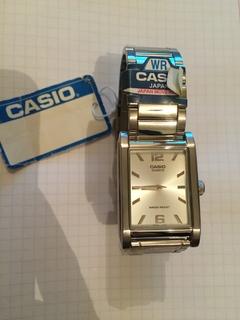 Лот 0070 Новые Мужские часы Casio (оригинал) MTP-1235D-7ADF