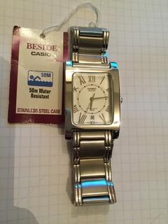 Лот 0071 Новые мужские часы Casio (оригинал) BEM-100D-7A2VDF