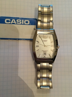 Лот 0072 Новые мужские часы Casio (оригинал) BEM-106D-7AVEF
