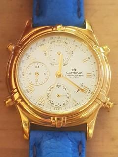 Lorenz Chronograph Alarm