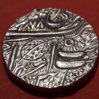 1 Рупия. Империя Сикхов. Вес 11.2 гр. Серебро.