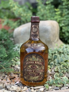 Whisky Chivas Regal 12 1960s 1.14l