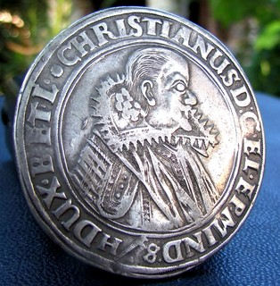 Талер 1623 р. Брауншвейх