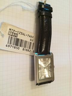 Лот 0077 Новые мужские часы Casio (оригинал) MTP-1234L-7AEF